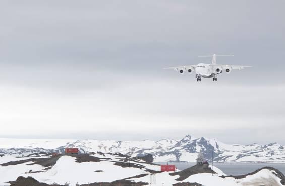 Antarctic Air Cruises