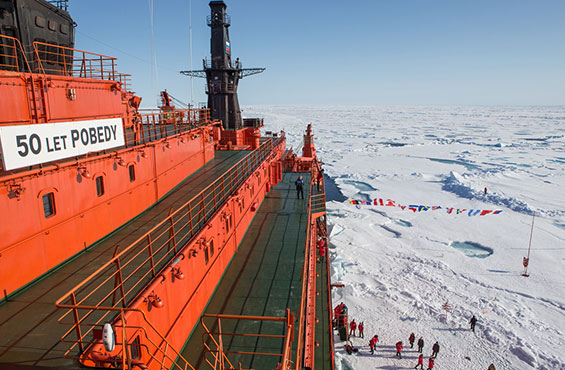 North Pole Ice Breaker Cruise